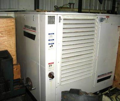 Ingersol-Rand 60 Hp Screw Compressor