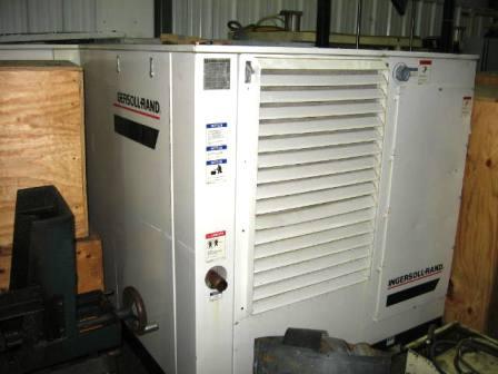 Ingersol-Rand 60 Hp Screw Compressor